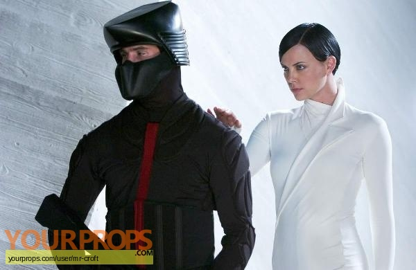 Aeon Flux original movie costume