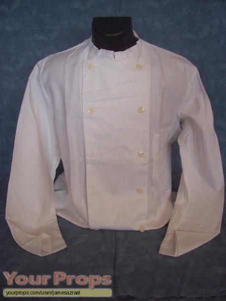 The Cook replica movie costume
