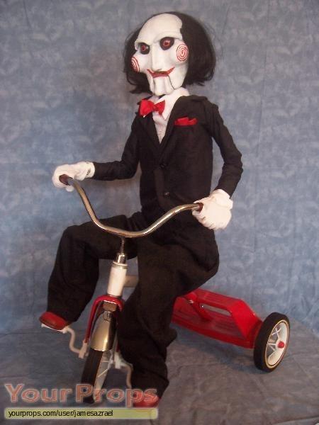 Saw Movies Doll Saw Replica Movie Prop