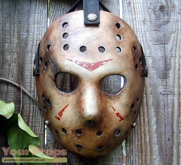 Friday the 13th replica movie costume