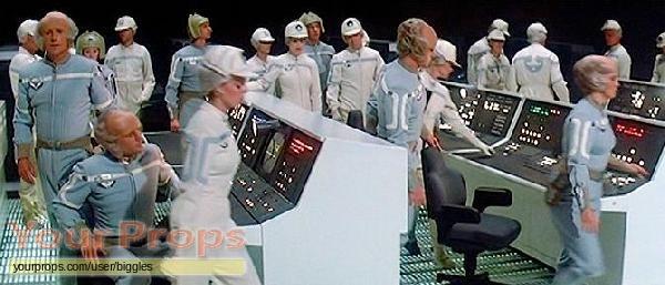 The Last Starfighter original movie costume
