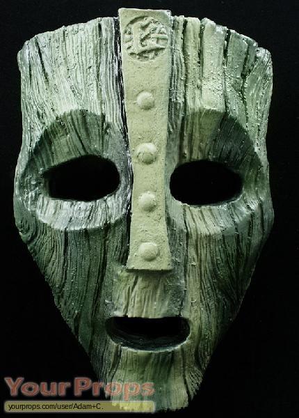 The Mask replica movie prop