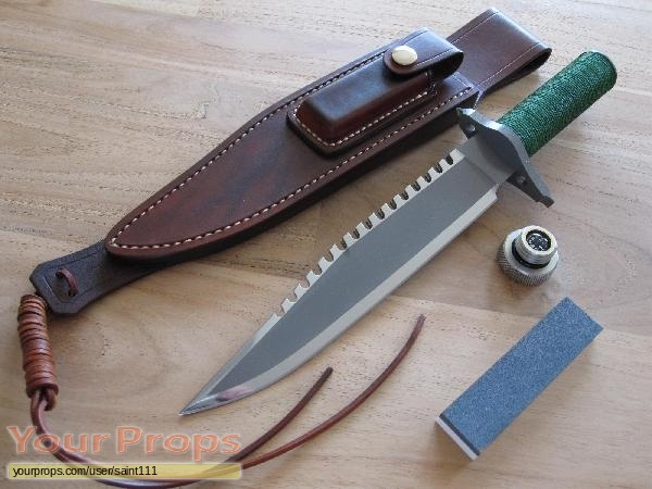 Rambo  First Blood replica movie prop weapon