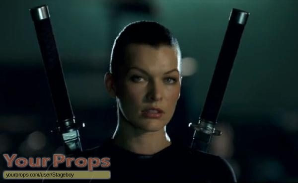 Resident Evil  Afterlife original movie prop weapon