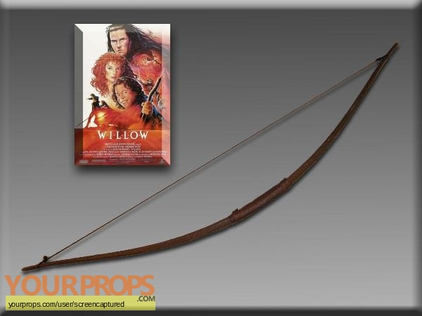 Willow original movie prop