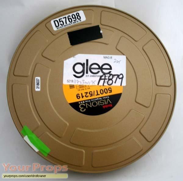 Glee original production material