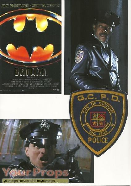 Batman original movie prop