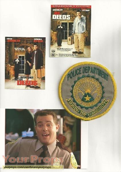 Mr  Deeds original movie prop