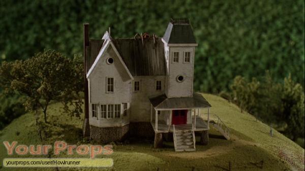 Beetlejuice replica model   miniature