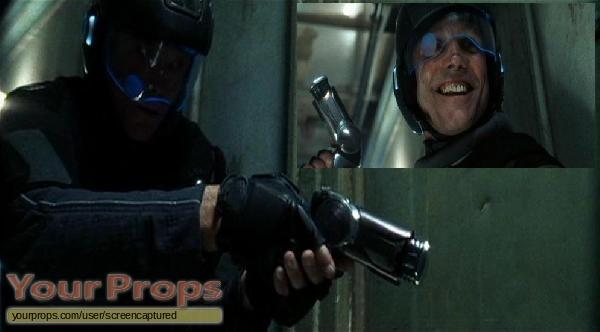 Minority Report original movie prop weapon