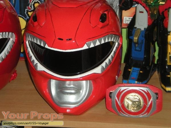 Mighty Morphin Power Rangers Movie Red Power Rangers