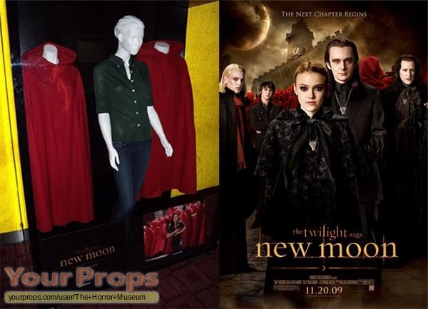 Twilight  New Moon original movie costume