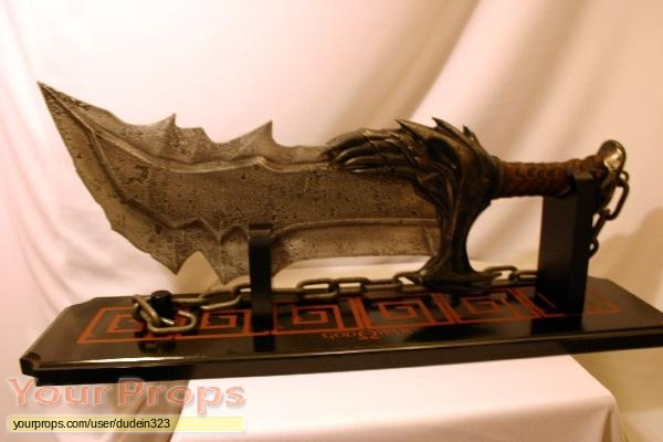 God Of War (video game) United Cutlery movie prop
