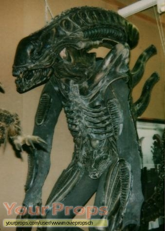 Aliens original movie prop