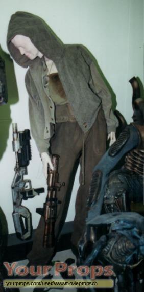 Alien 3 original movie costume