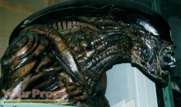 Alien 3 replica movie prop