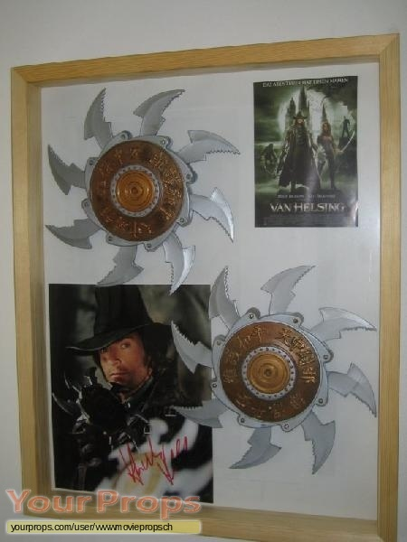 Van Helsing replica movie prop
