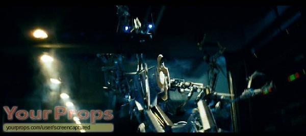 Transformers original movie prop weapon