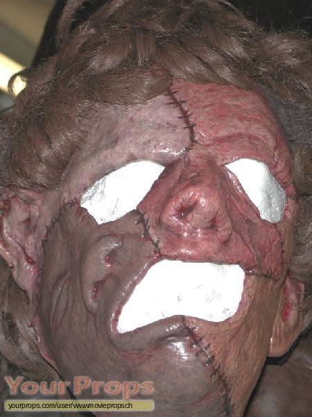 The Texas Chainsaw Massacre 2 replica movie prop