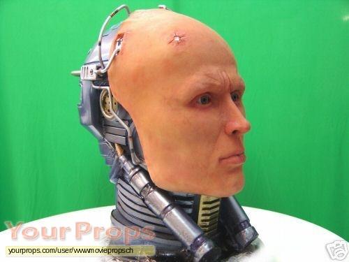 Robocop replica movie prop