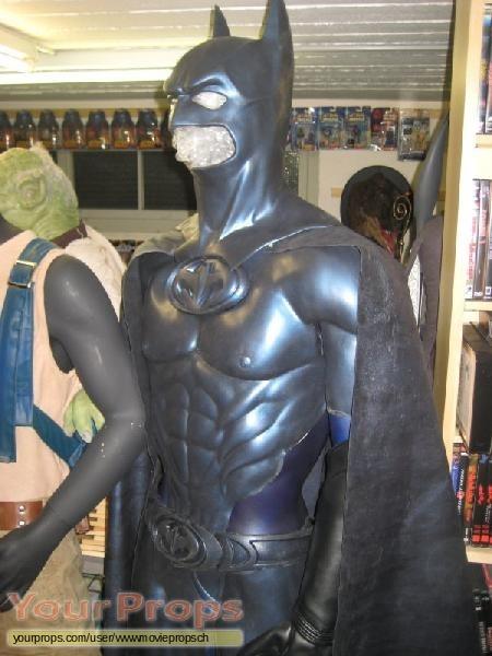 Batman   Robin replica movie costume