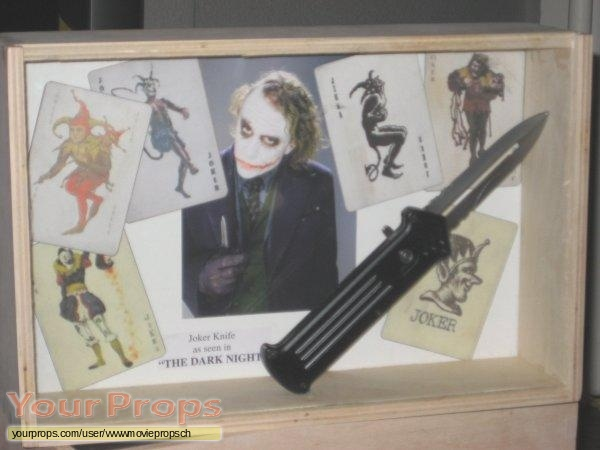 The Dark Knight replica movie prop weapon
