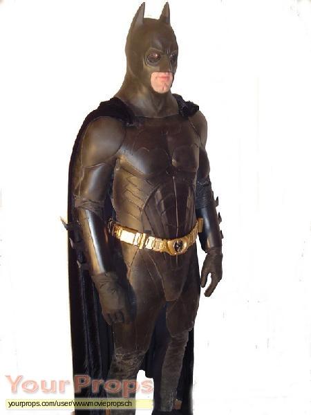 "Batman Begins Batsuit from ""Batman Begins"". replica movie ..."