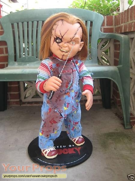 Childs Play 3 Sideshow Collectibles movie prop
