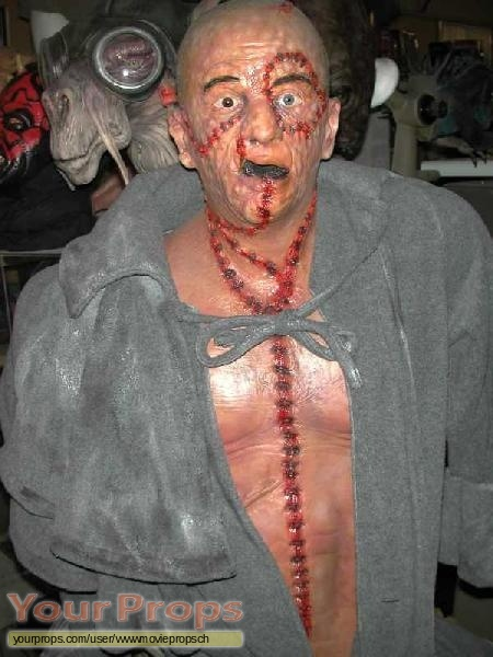 Frankenstein  Mary Shelleys replica movie prop