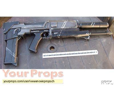 Terminator 2  Judgment Day original movie prop weapon