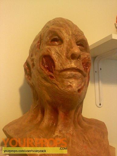 A Nightmare On Elm Street replica movie prop