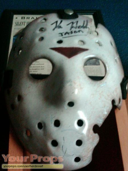 Friday the 13th original movie costume