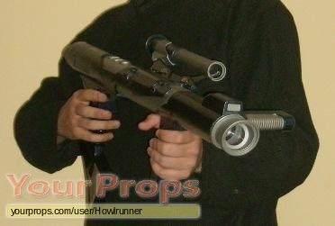 Super Mario Bros  replica movie prop weapon
