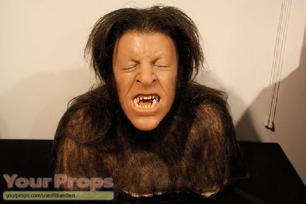 An American Werewolf in London replica movie prop