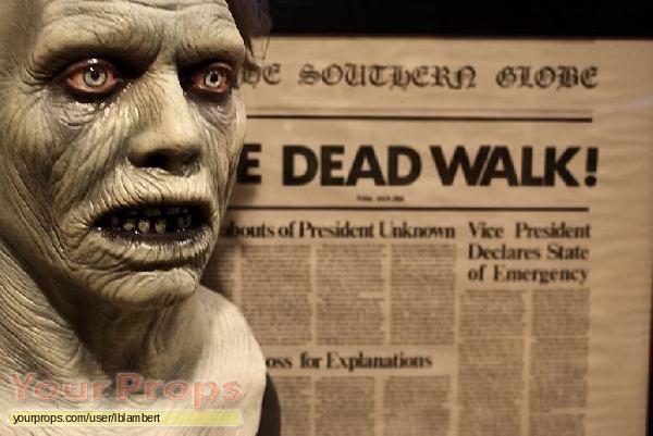 Day of the Dead replica movie prop