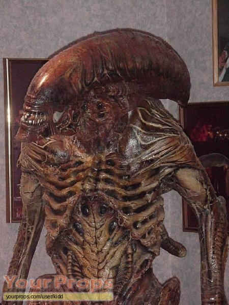 Alien 3 replica movie prop