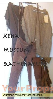 Hercules  The Legendary Journeys original movie costume