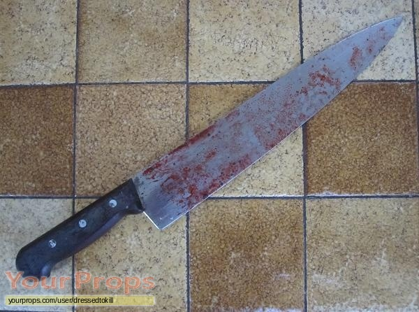 Halloween (Rob Zombies) original movie prop weapon