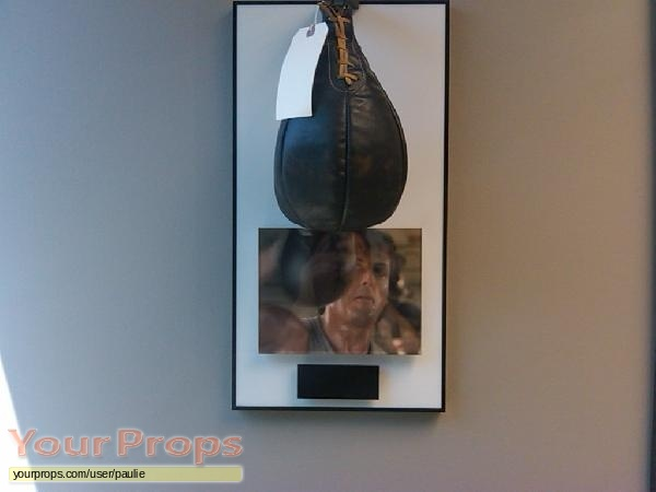 Rocky original movie prop