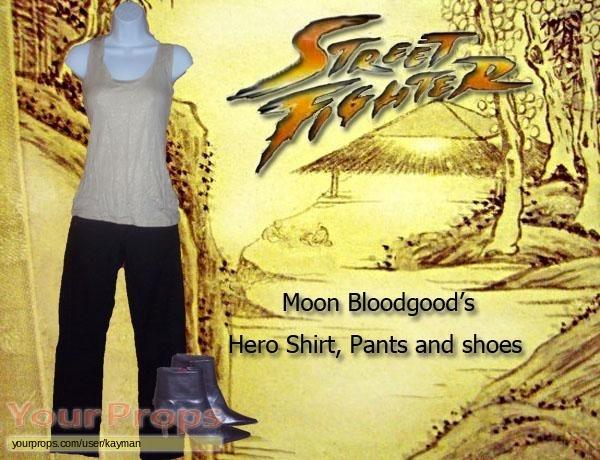 Street Fighter  The Legend of Chun-Li original movie costume