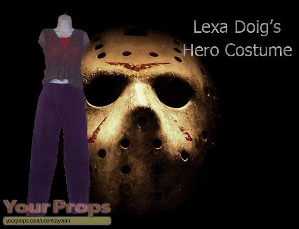 Jason X original movie costume