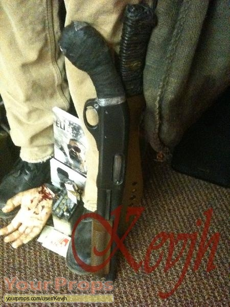 The Book of Eli original movie prop weapon