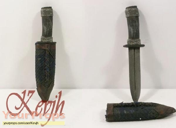 Conan the Barbarian original movie prop weapon
