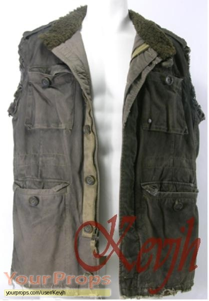 The Book of Eli original movie costume