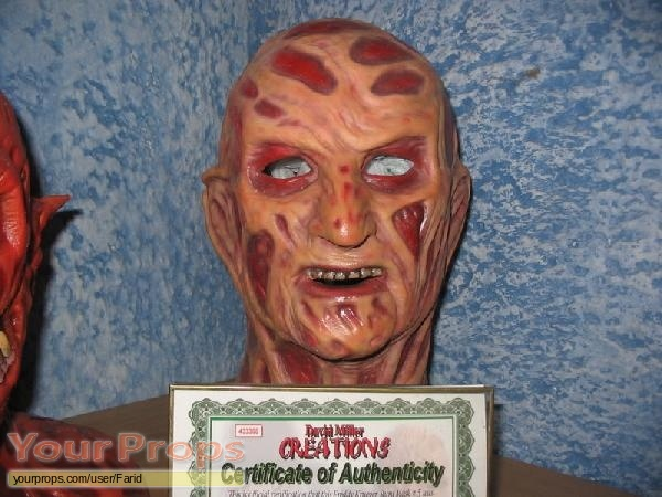 A Nightmare On Elm Street 5  The Dream Child replica movie prop