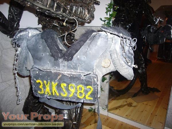 Mad Max 2  The Road Warrior original movie costume