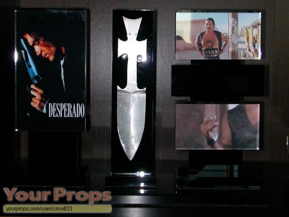 Desperado original movie prop weapon