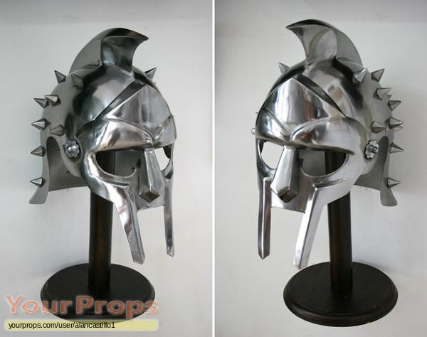Gladiator replica movie prop
