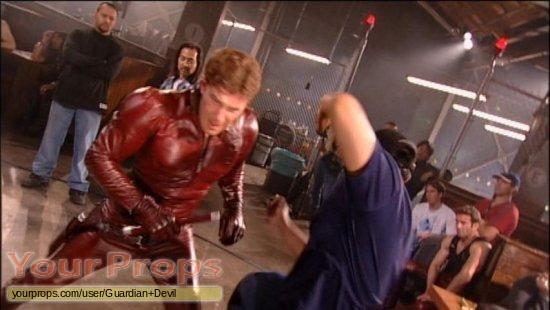 Daredevil original movie prop