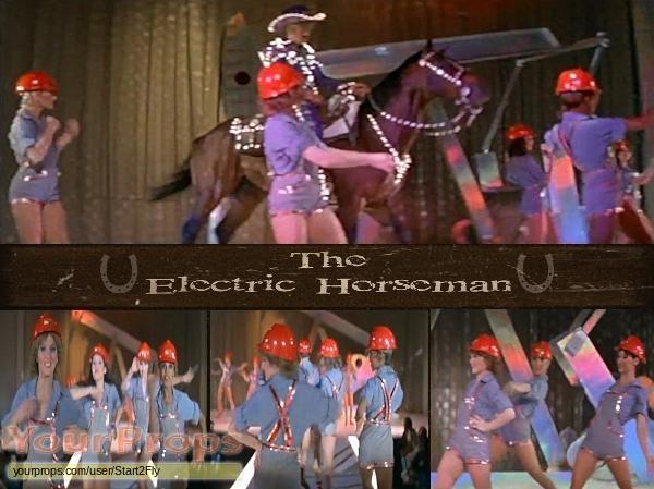 The Electric Horseman original movie costume